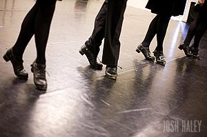 Jackson Irish Dancers - by Josh Haley