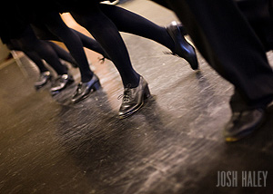 Jackson Irish Dancers - by Josh Haley